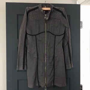 Diesel moto jacket